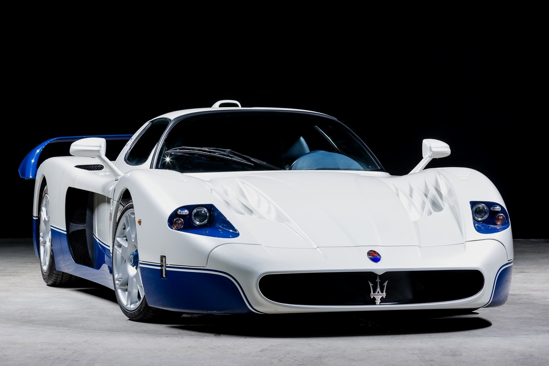 Best exotic cars rental: 2005 Maserati MC12, Sydney, Australia, approx. $2,218,669.