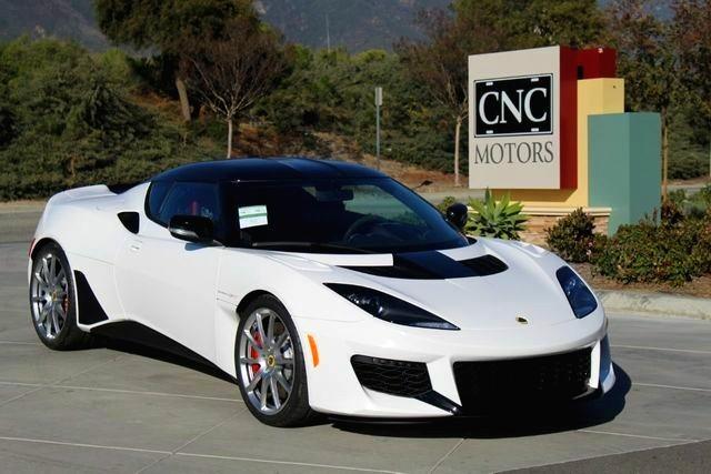 Best exotic cars rental: 2020 Lotus Evora GT, Upland, CA, USA, $99,445.