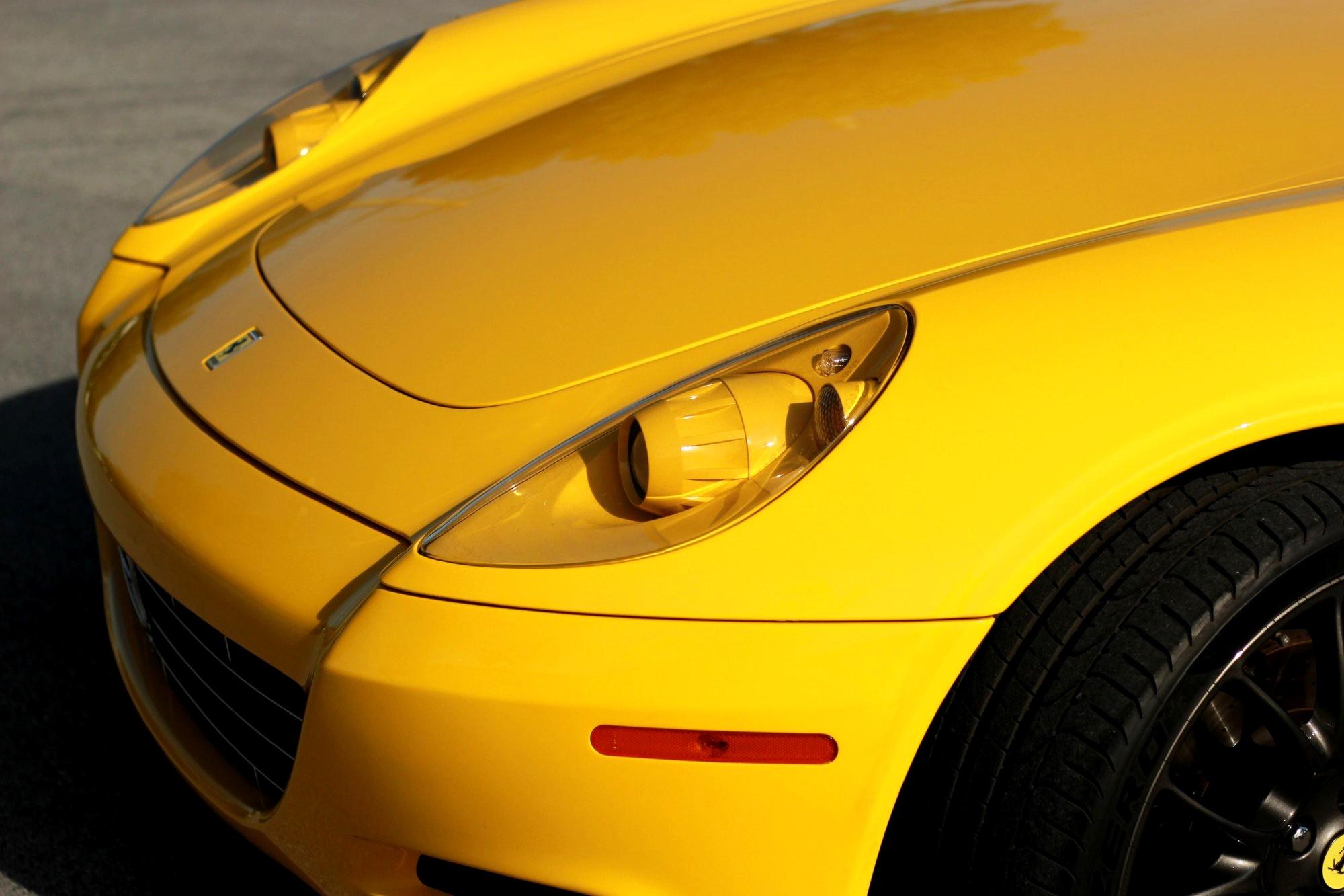 Best exotic cars under 100,000 and under 50,000:2006 Ferrari 612 Scaglietti, Doral, FL, USA, $96,499.