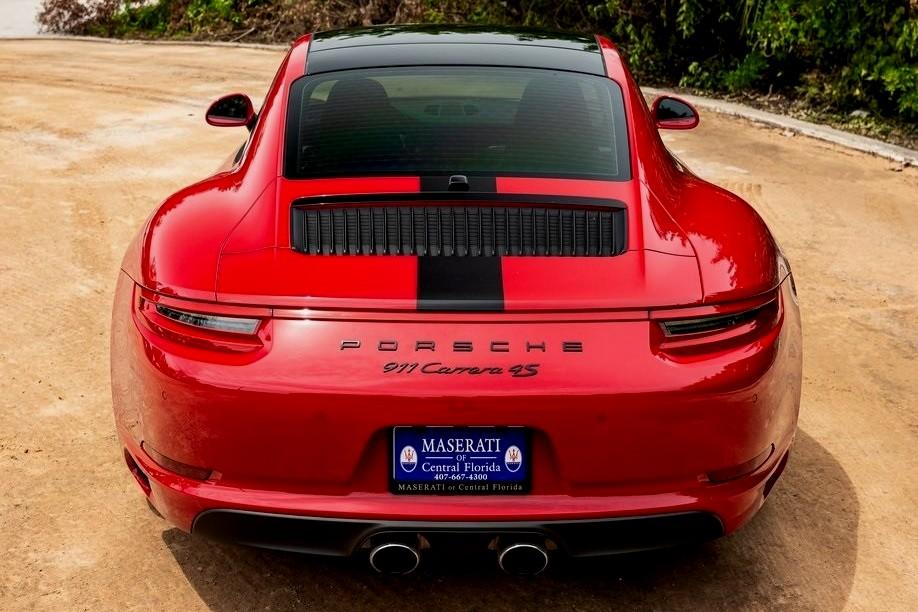 Best exotic cars under 100,000 and under 50,000:2017 Porsche 911 Carrera 4S, Orlando, FL, USA, $95,895.