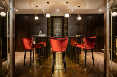 Top 15 luxury home bars: Ultra-stylish ideas from NYC, London and Paris