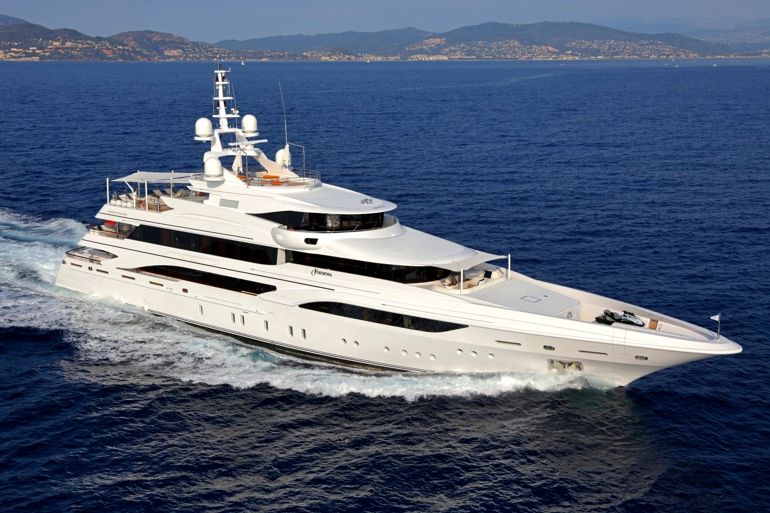 The most expensive yachts and superyachts in the world.