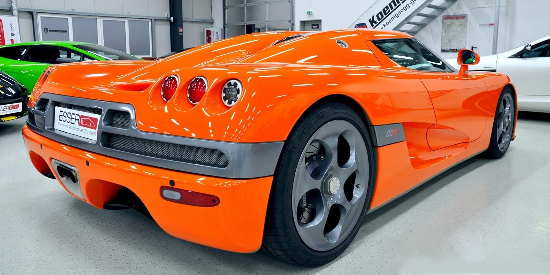 Bugatti veyron grand sport vitesse vs Koenigsegg agera, top speed