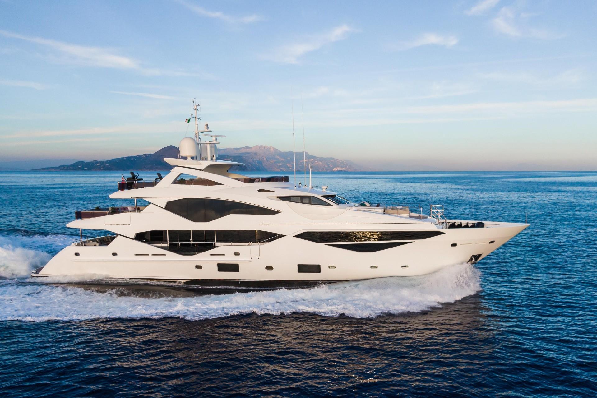 Eclipse, the 400 million motor yacht.