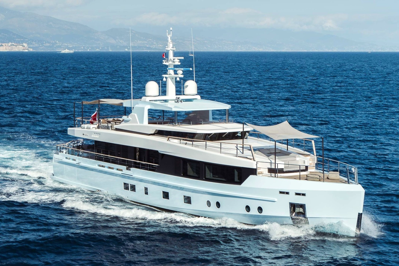The most expensive Heesen superyacht's cost