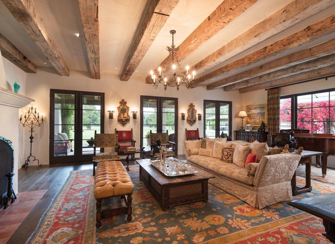 Top equestrian estates for sale in California, Rancho Santa Fe Covenant