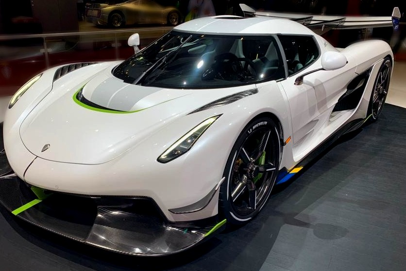The best hypercars of the future