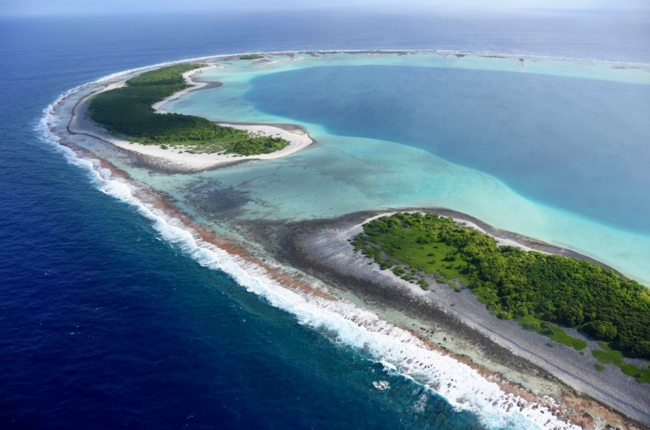 Meet Anuanurunga, one of the world's most beautiful private atolls