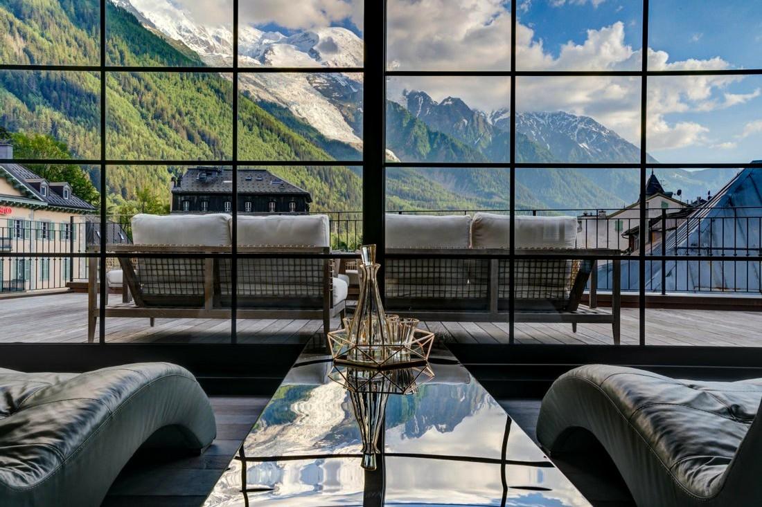 Luxury mountain home rentals: Alpine ski mountain Laurel chalets & condos in Gatlinburg, Tennessee (tn)