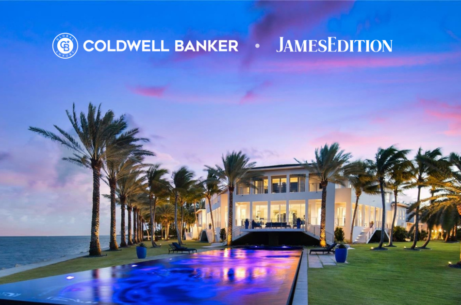 Coldwell Banker Global Luxury partners with JamesEdition for all luxury property over $1M