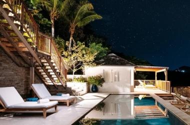 Villa Esprit de Roche: Sublime estate with the best views in St Barts