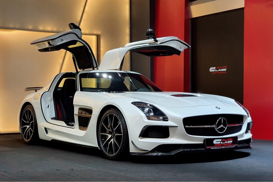 What is the most expensive Mercedes class?