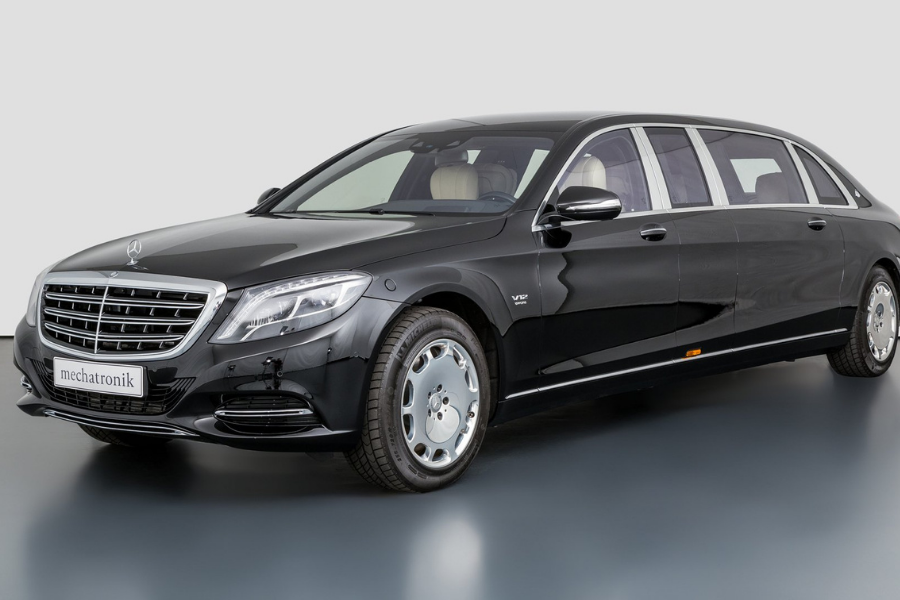 What is the most expensive Mercedes Benz car in 2021 for sale?