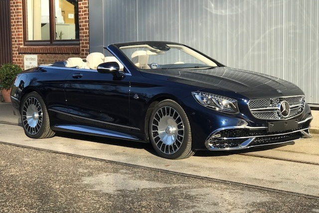 The most expensive Mercedes class: sports cars, coupe, G-class, S-class and E-class.