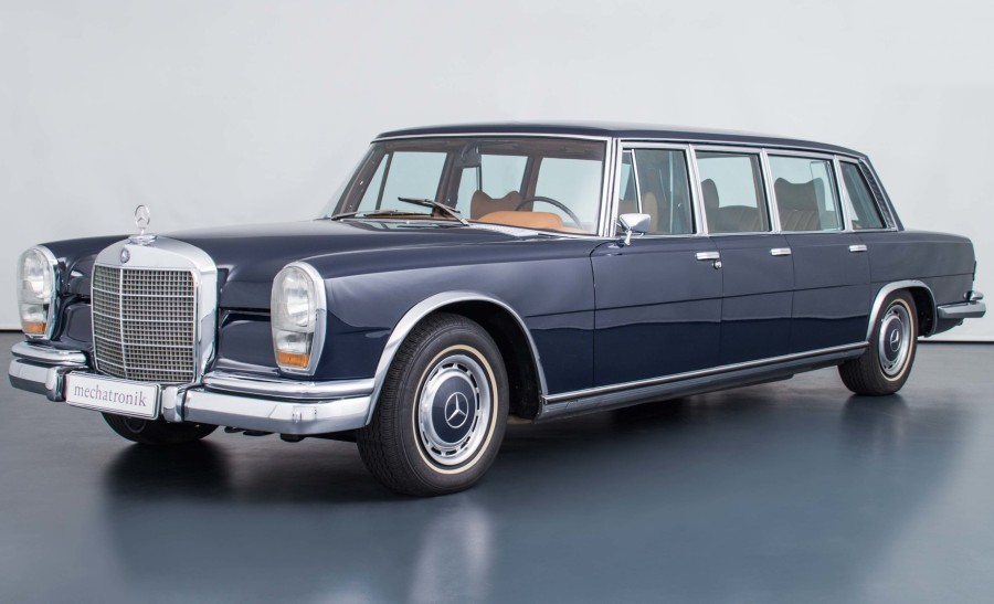The most expensive Mercedes-Benz car in South Africa