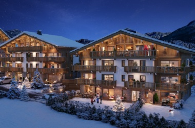 Le Yana or Kalista? New real estate gems found in the French Alps