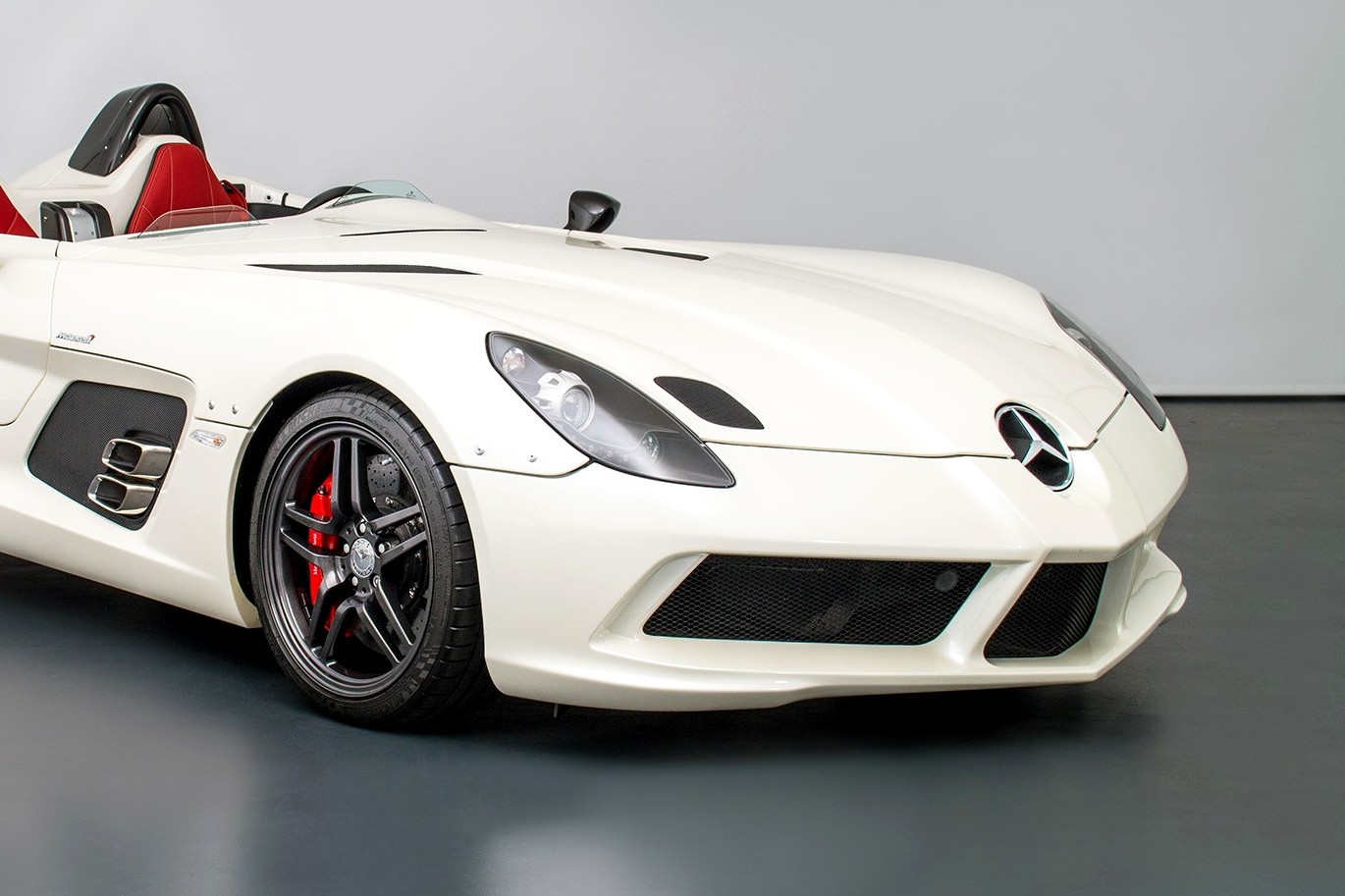 From $400,000 to $3 million: The 15 most expensive Mercedes-Benz cars ()