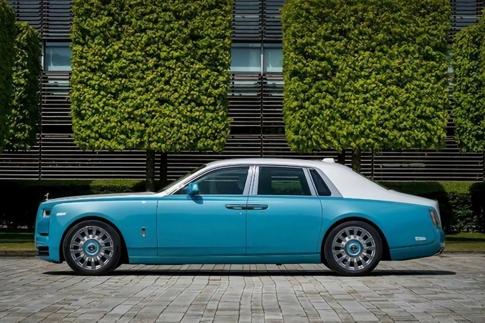The most expensive new Rolls Royce cars available for sale right now.