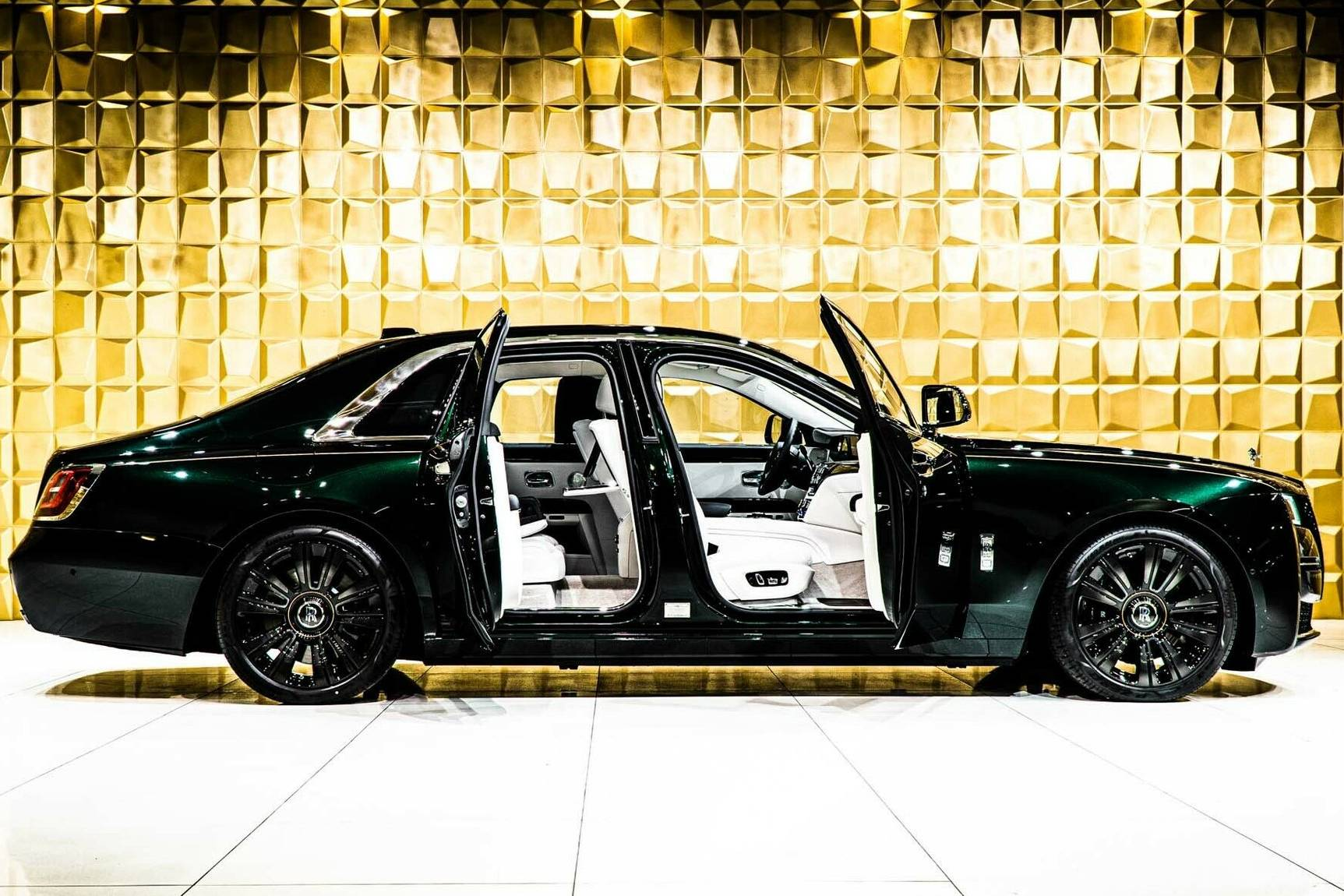 The most expensive Rolls Royce cars: from Sweptail and Ghost to Phantom and Cullinan.