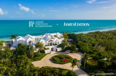 Luxury Portfolio International expands global property exposure through JamesEdition