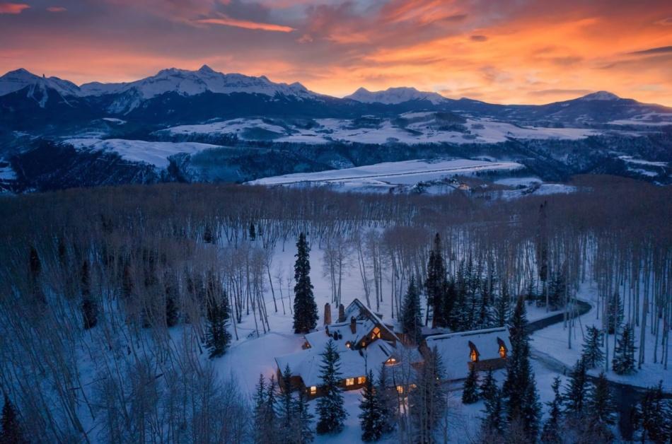 Battle of the Estates: Tom Cruise's $40-Million Colorado Ranch VS a $4-Million Lodge Nearby