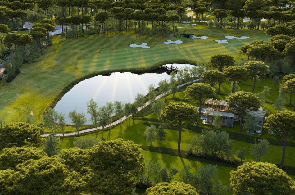 PGA Catalunya Resort, Spain, unveils ground-breaking, wellness-focused villa projects