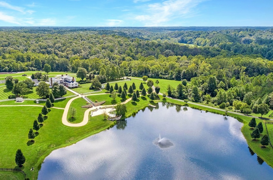 Virginia estate once owned by the world's fourth-richest man listed for $75,000,000