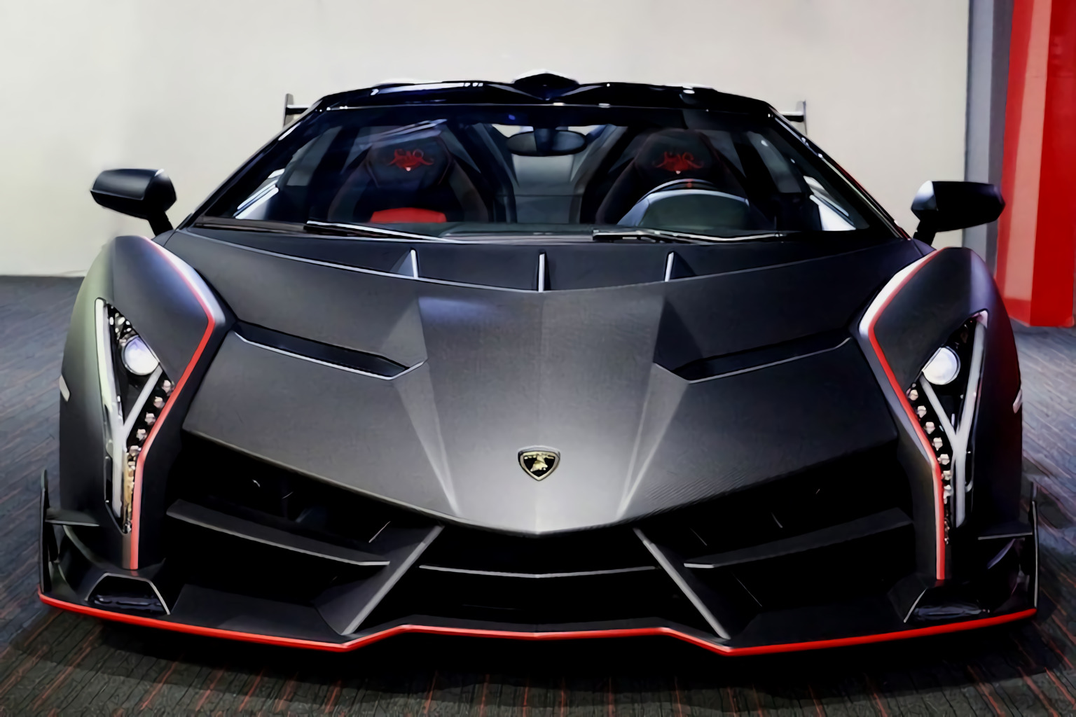Veneno, Reventon, Miura, and others: The 12 most expensive Lamborghinis you must see ()