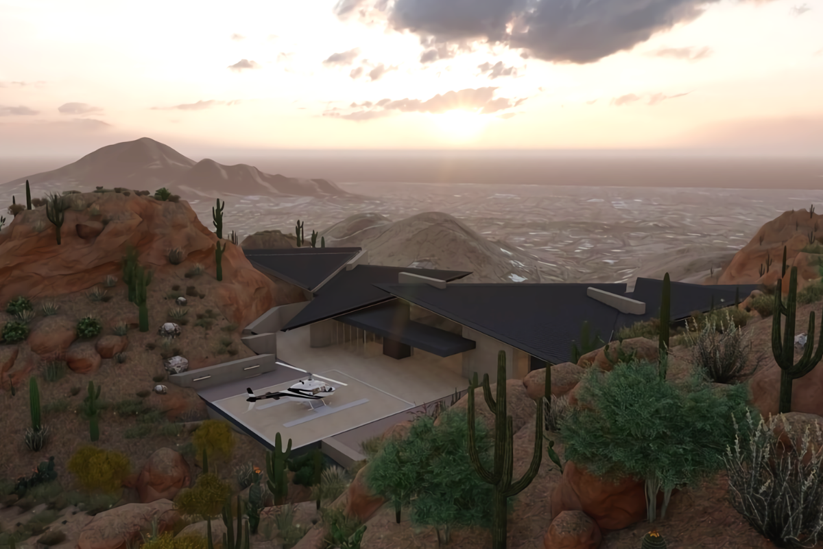 What is the most expensive house in Arizona in 2021?