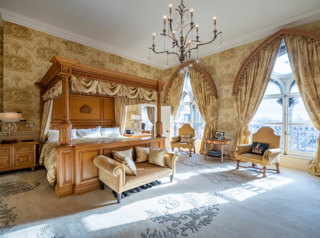 The best penthouse suites in London 2021