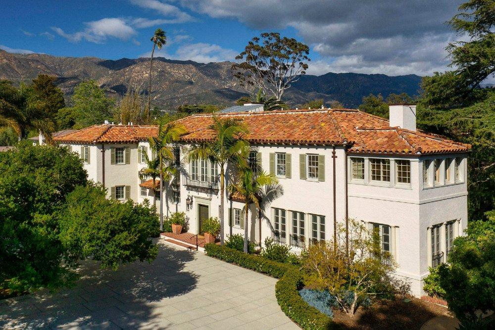 Santa Barbara's architecture history.
