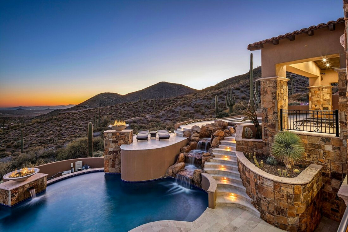 The most expensive house in Tucson, Arizona