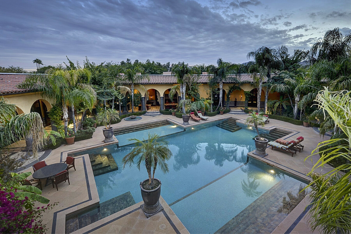 The 10 most expensive houses in Arizona: addresses, prices, virtual tours.
