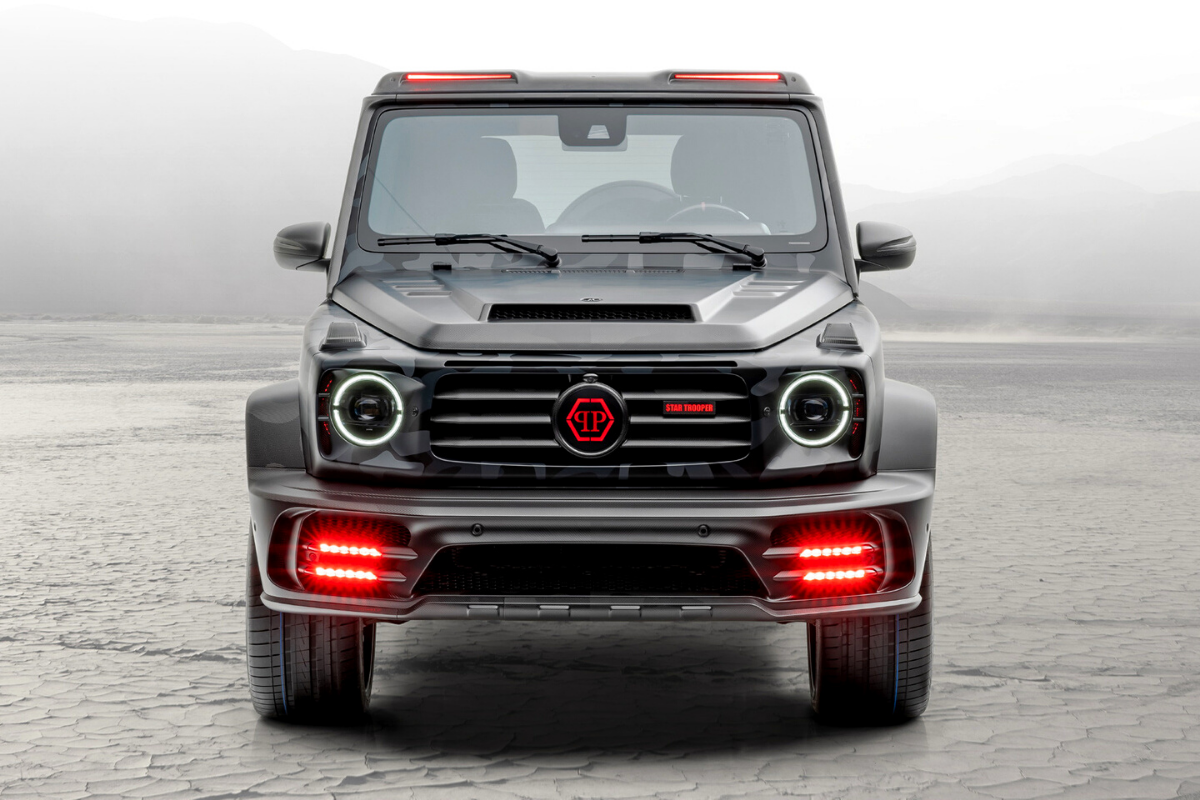 From Merc Star Trooper to Cayennne-based Techart: The 12 most expensive SUV cars in 2021 ()