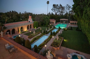 """The Hearst Mansion from """"The Godfather"""" is on the market for less than $100 million"""