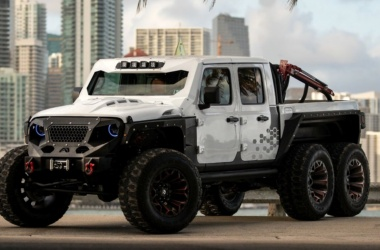 Apocalypse: Meet Florida-made handcrafted 6x6 trucks with ultimate doomsday features