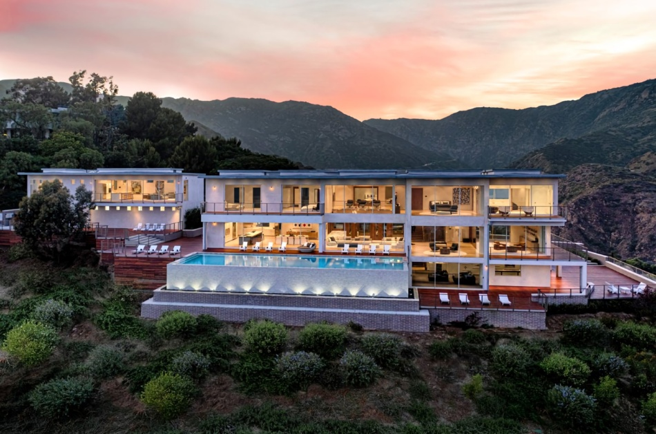 The New Castle: Bespoke mansion hits the market in Malibu