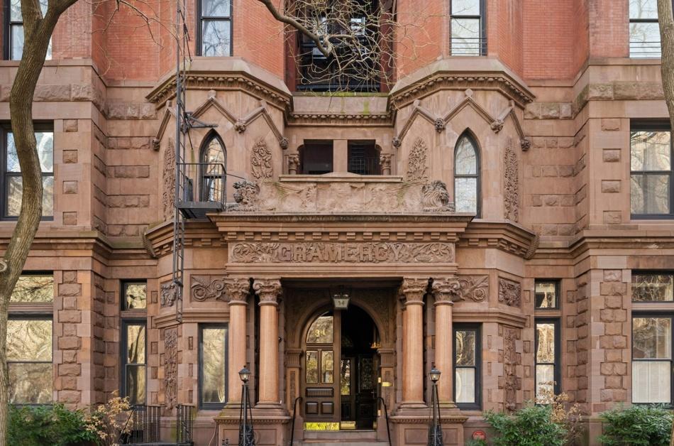Inside Jimmy Fallon's unique Gramercy Park home
