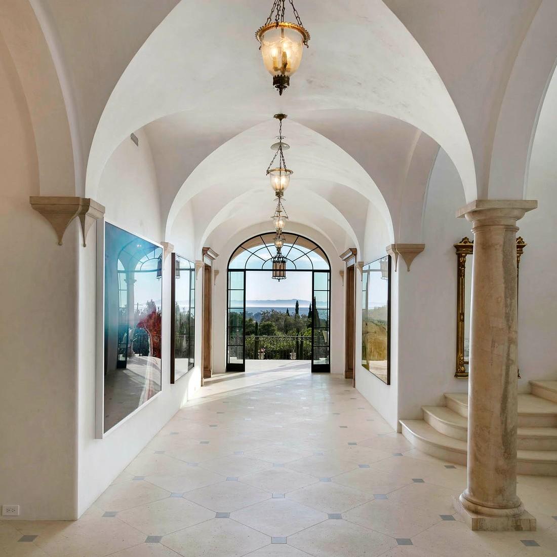 Santa Barbara style architecture: Antique salvage, Millwork, Art design and architecture museum.