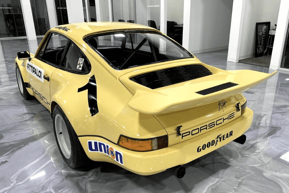 How much is the most expensive Porsche?