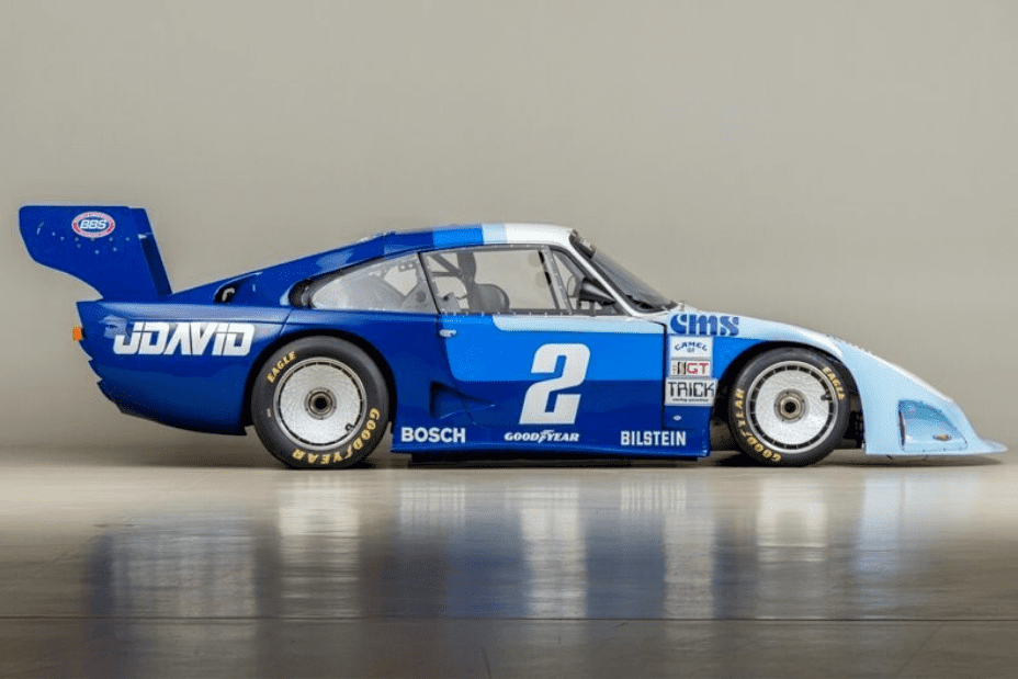 The most expensive old vintage Porsche for sale