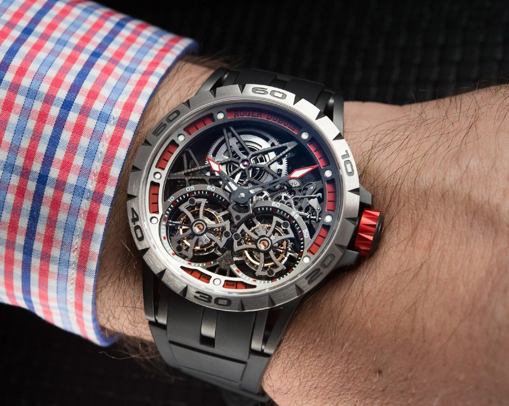 The most expensive mens' watch brands