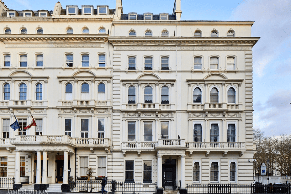 The most expensive terraced house in London for sale