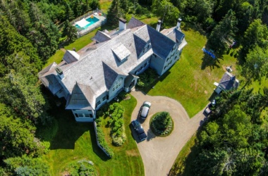 John Travolta's self-styled Maine mansion is up for $5 million
