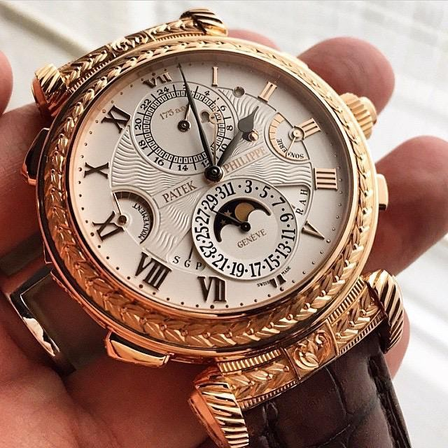 What is the 25 most expensive watch brand in the world, from Patek Philippe and Richard Mille to Rolex and Jacob Co.