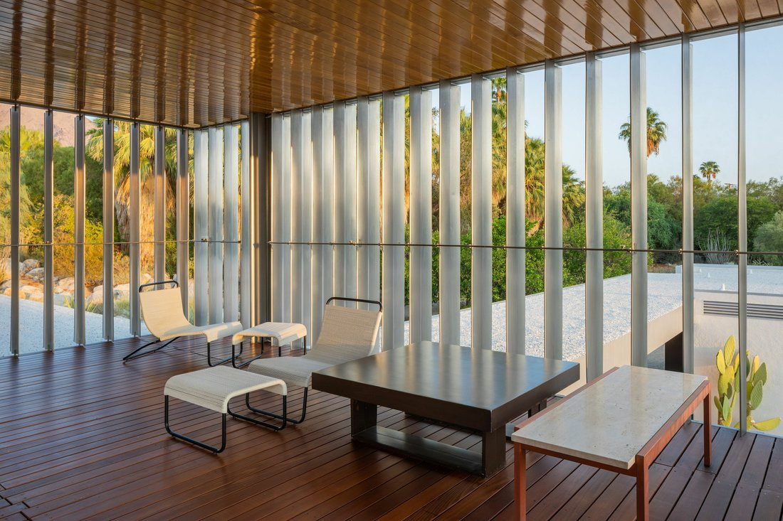 Who owns Kaufmann desert house in Palm Springs, California? Home's address, price history, agent's contacts, home tours.
