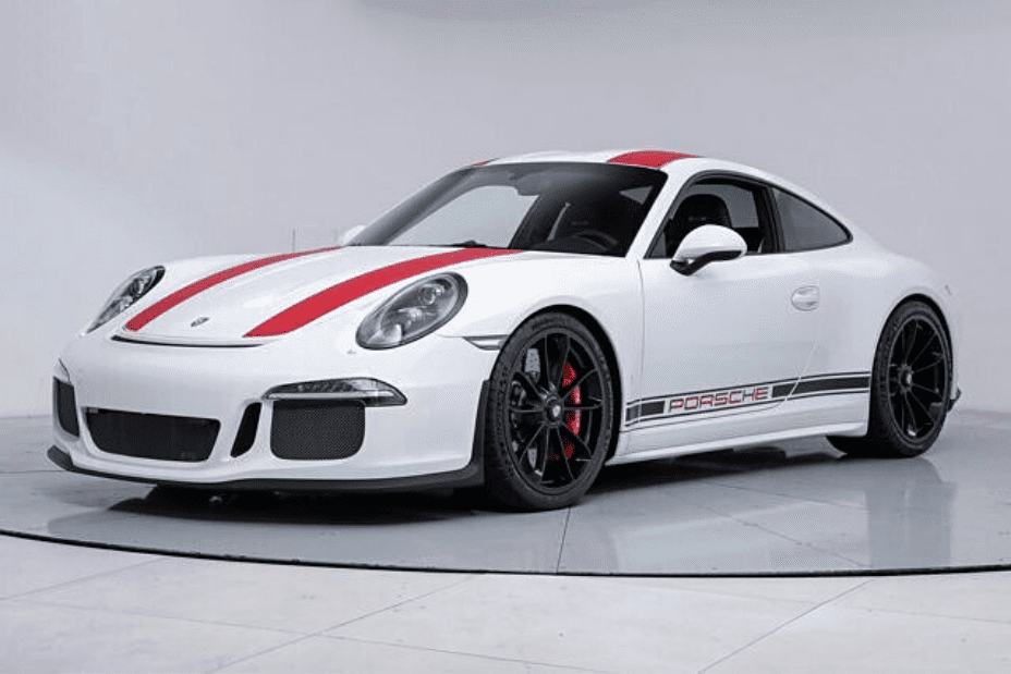 What is the most expensive Porsche model: 911, 918, 365 or 935?