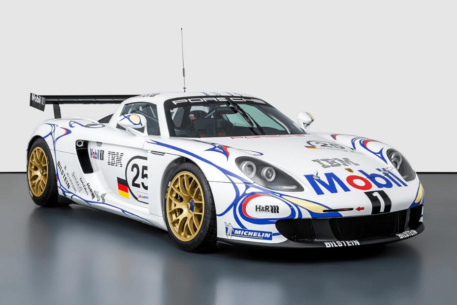 The most expensive Porsche convertible