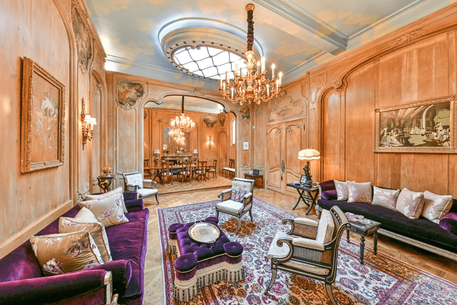 The most expensive house in Mayfair, London
