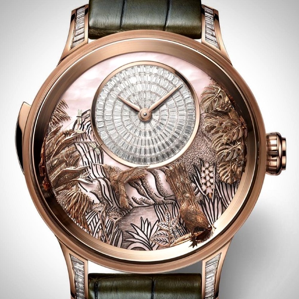 The most expensive watch brands in India and South Africa